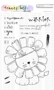 Warrior stamp set