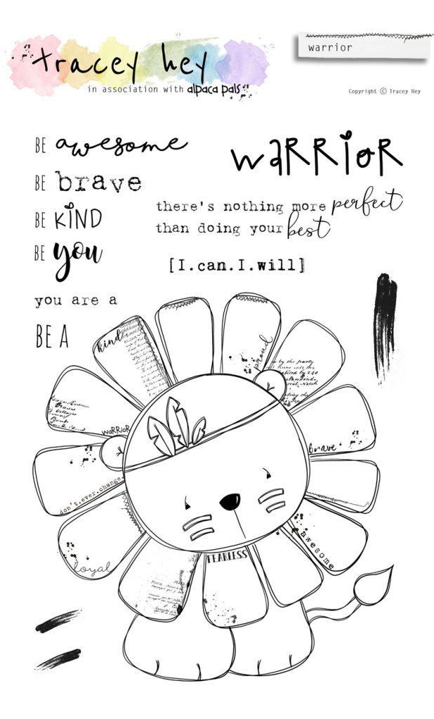 Tracey Hey - Warrior